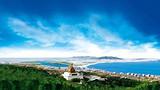 暑假带孩子去海边玩  青岛到天主教堂 栈桥 五四广场一日游
