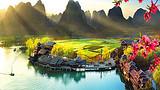 毕业旅行去哪玩 青岛到桂林阳朔漓江大瀑布双飞六日游