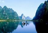 端午带孩子去桂林玩 青岛到桂林漓江 阳朔 双飞五日游