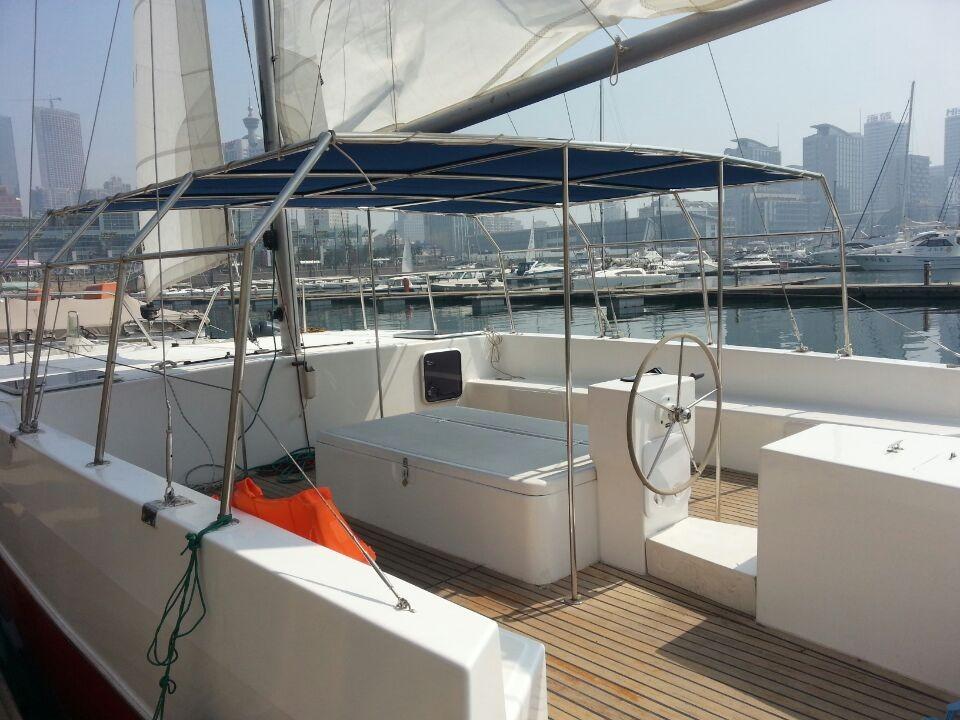 奧帆雙體帆船
