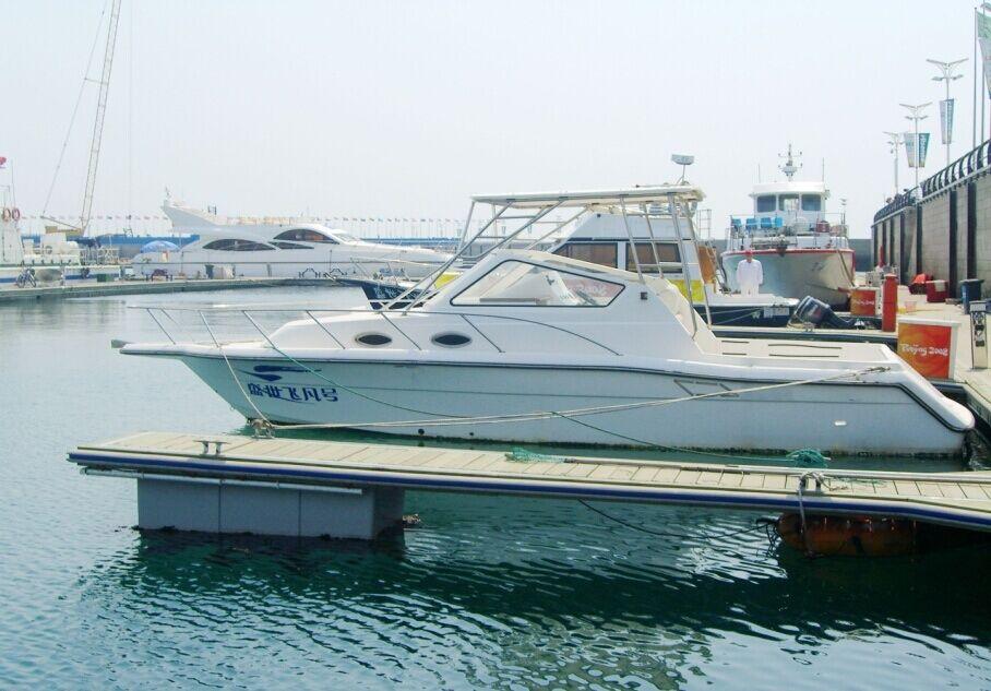 青島奧帆中心豪華小游艇
