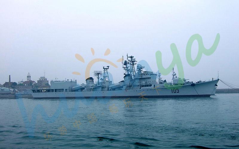 青岛海军博物馆