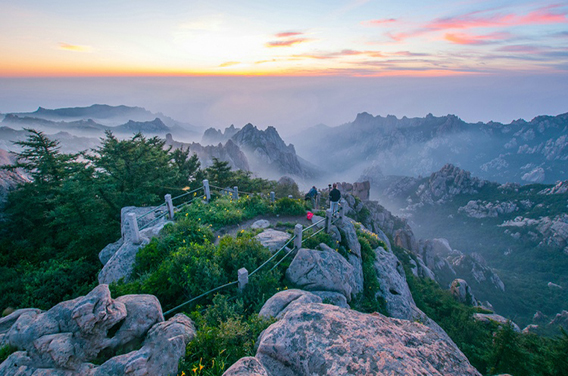 青岛旅游景点大全——崂山南线风景区