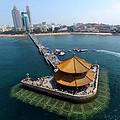 【休闲纯玩】青岛海滨风光+金沙滩+跨海大桥 二日游