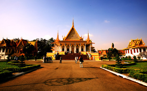 重庆去柬埔寨全景旅游线路_魅力吴哥金边经典双城6日
