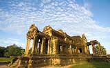 重庆到柬埔寨魅力吴哥经典游5日游