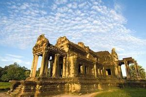 重庆到柬埔寨魅力吴哥4日经典游