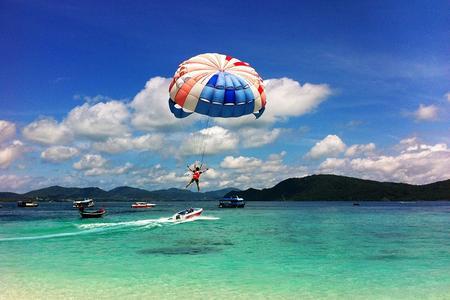 重庆到泰国普吉岛六日游