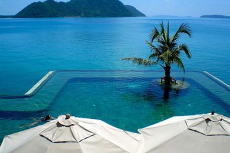 重庆到泰国 皇帝岛 普吉岛6日游