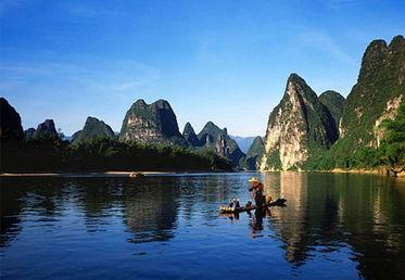 """重庆到桂林""""阳朔、刘三姐大观园双飞四日游"""