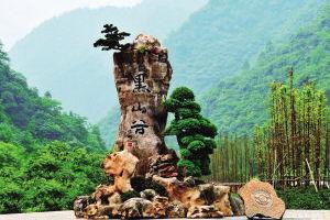 """""""健走""""万盛黑山谷原始生态旅游区一日游"""