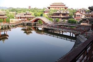 横店影视城、杭州西湖、西溪湿地公园、绍兴