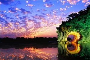 重庆到桂林阳朔双飞四日尊享之旅