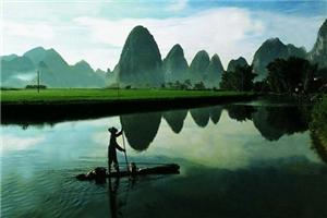 桂林、阳朔、刘三姐大观园、北海双飞六日悠