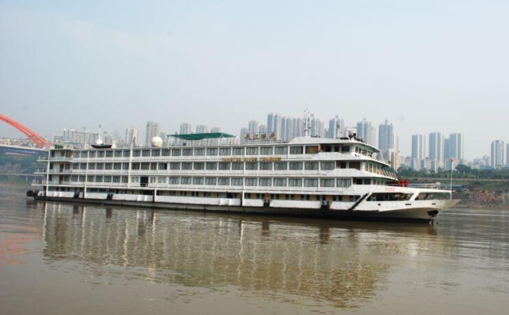 长江三峡精品游 重庆到宜昌单程3日往返4日游