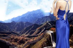 重庆到北京双飞5日游_全程0自费0购物0景区交通_长城写真照