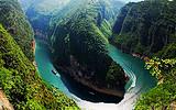 重庆上船 三峡旅游  重庆至湖北宜昌单程4日游 全程一等舱