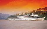 长江三峡旅游推荐重庆-宜昌三峡皇家公主号游轮船票单程3天旅游