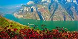重庆至湖北宜昌长江三峡三峡单程三日往返四日跟团游 三峡船票