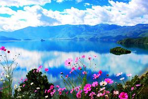 重庆-西昌泸沽湖旅游 纯玩0购物 泸沽湖+邛海汽车4/5日游