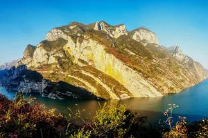 重庆-宜昌长江三峡国内游船单程2天往返3天跟团游 含餐天天发