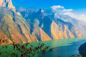 重庆-宜昌长江三峡游轮单程2日游 自驾车可登船全白天过三峡