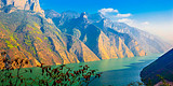 重庆上船 重庆-宜昌长江三峡游船单程4日游 全程标间三峡旅游