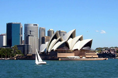 洛陽到澳大利亞旅游