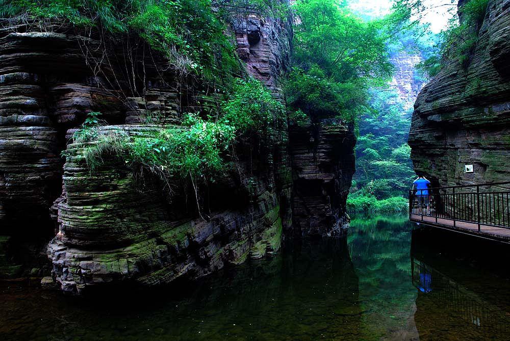 洛阳市新安县旅游景点