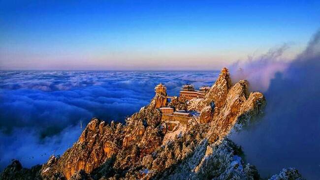 今日起,老君山风景区免门票_洛阳中国青年旅行社