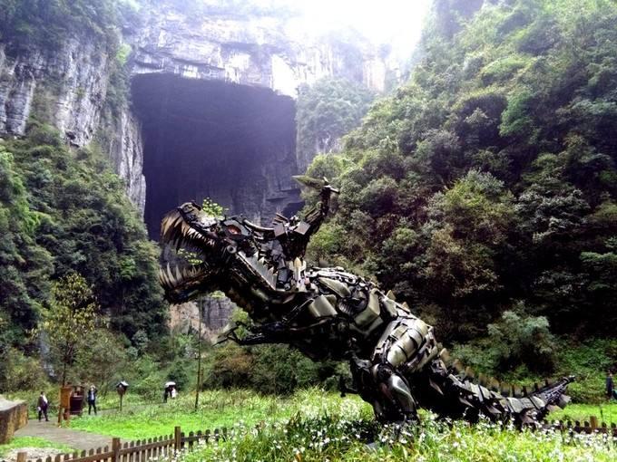 变形金刚,重庆旅游攻略,重庆旅行社