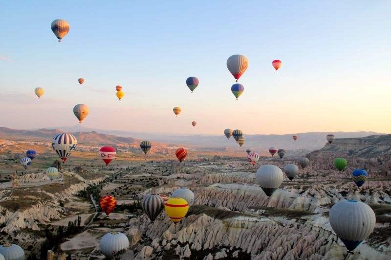我想带你去浪漫的土耳其