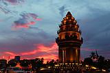 重庆到柬埔寨吴哥一地五日游-赠吴哥一日券/东南亚自助歌舞宴