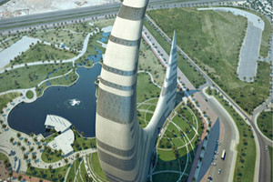 重庆迪拜7日游 赠送帆船酒店乐园门票 迪拜之框 沙漠冲沙
