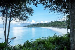 半边城市半边海五星胜安航空重庆直飞新加坡-民丹岛6日跟团游