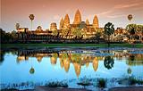 重庆到柬埔寨品质跟团游-吴哥+金边双城游玩不留遗憾