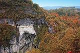 仙女山|武隆旅游|天坑|地缝_天生三桥_龙水峡地缝一日游