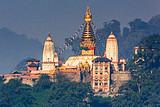 重庆尼泊尔8天游(全程0购物+骑大象+观日出+费瓦湖泛舟)