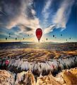 千赢国际娱乐首页土耳其特色10千赢国际娱乐网站 特别安排洞穴~温泉~热气球体验