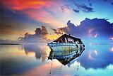 重庆直飞马来西亚沙巴6日自由行 落日美景+国家公园海岛游