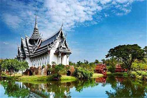 三国演义 重庆-泰国+新加坡+马来西亚10日游