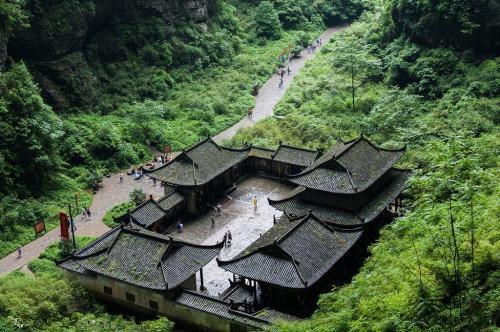 重庆周边游_重庆有哪些值得一去的景点?