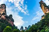 重庆到张家界双飞四日游_金鞭溪在哪里_十里画廊风景区_旅游网