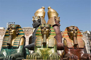 全国联运成都直飞全景埃及10日游 舒适出游-全程当地五星酒店
