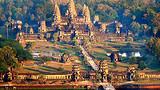 重庆-柬埔寨品质吴哥一地5日跟团游/全程零自费-赠送柬式按摩