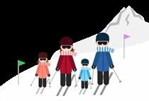 滑雪正当时冬季ING