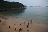 北海到越南下龍灣、天堂島、月亮湖、吉婆島、蘭沙灣、河內五日游