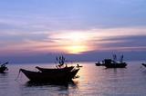 南寧到明仕、通靈、德天、北海、潿洲島、越南九日游