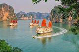 南寧到越南下龍灣、迷宮仙境、月亮湖、天堂島4星純玩三日游