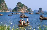 南寧到越南下龍灣、迷宮仙境、天堂島、月亮湖三日游品質團